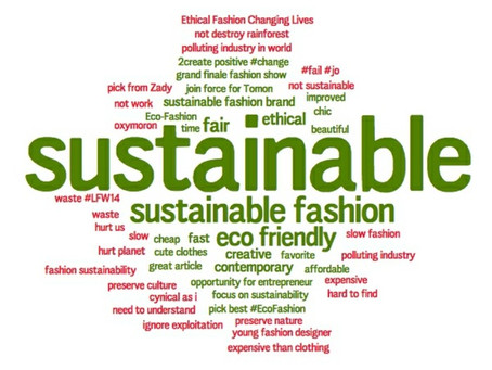 Future of FAST FASHION vs SUSTAINABLE FASION