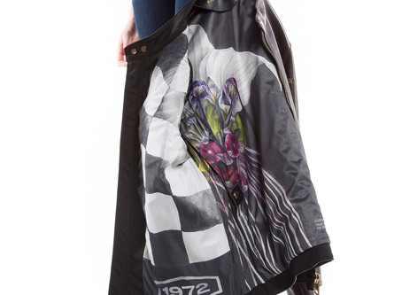 From the Bike to the Spotlight: Patina72 Leather Jacket by Dainese