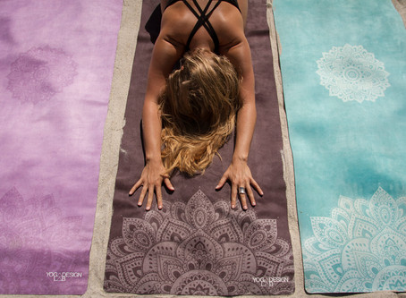 The Combo Mat by Yoga Design Lab