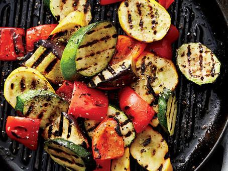 Grilled Vegetables Recipe