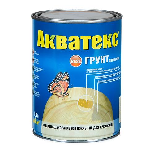 Грунт-антисептик АКВАТЕКС