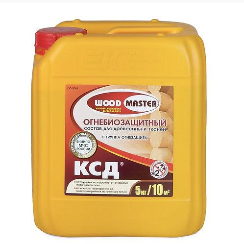 Огнебиозащитный пропиточный состав для древесины и тканей