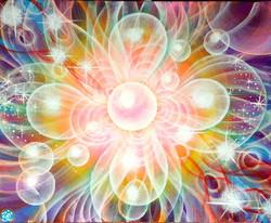 光の絵 独創的な愛と力