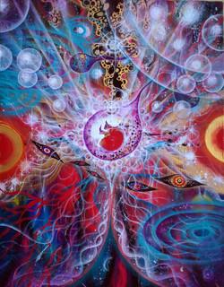 天地宇宙 K.N様 複雑に重なる命の体験から溢れる光