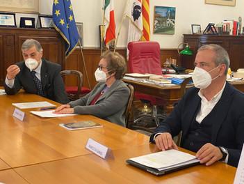 Presentazione del progetto UNESCO