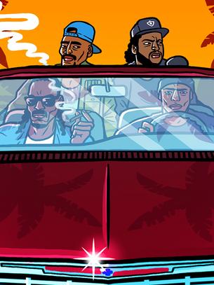 G-FUNK : le rap du soleil