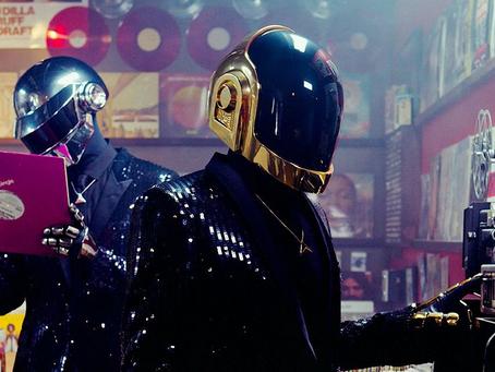 Les Daft Punk et le rap, une relation étroite