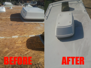 Waterproofing - Wollongong Caravan repairs