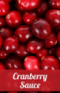 cook up some cranberry sauce with a twis