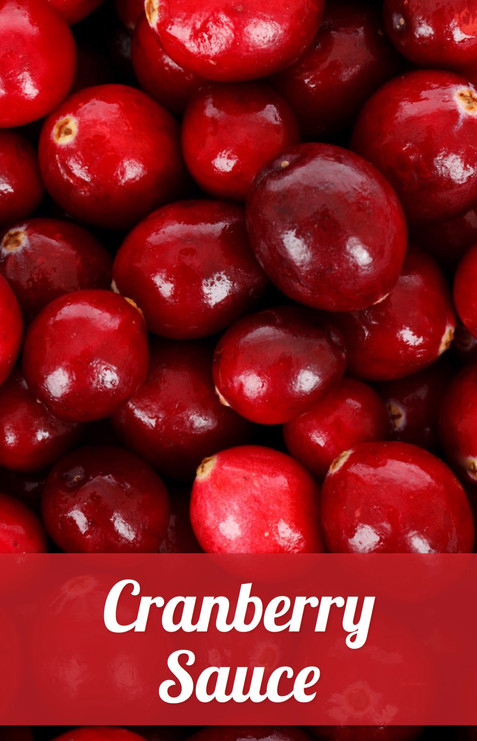 How to make cranberry sauce with a twist