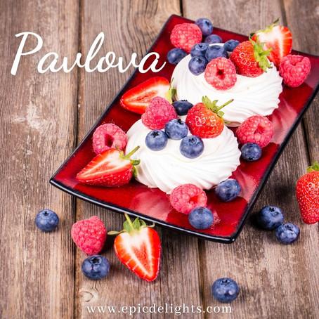 Summer Pavlova
