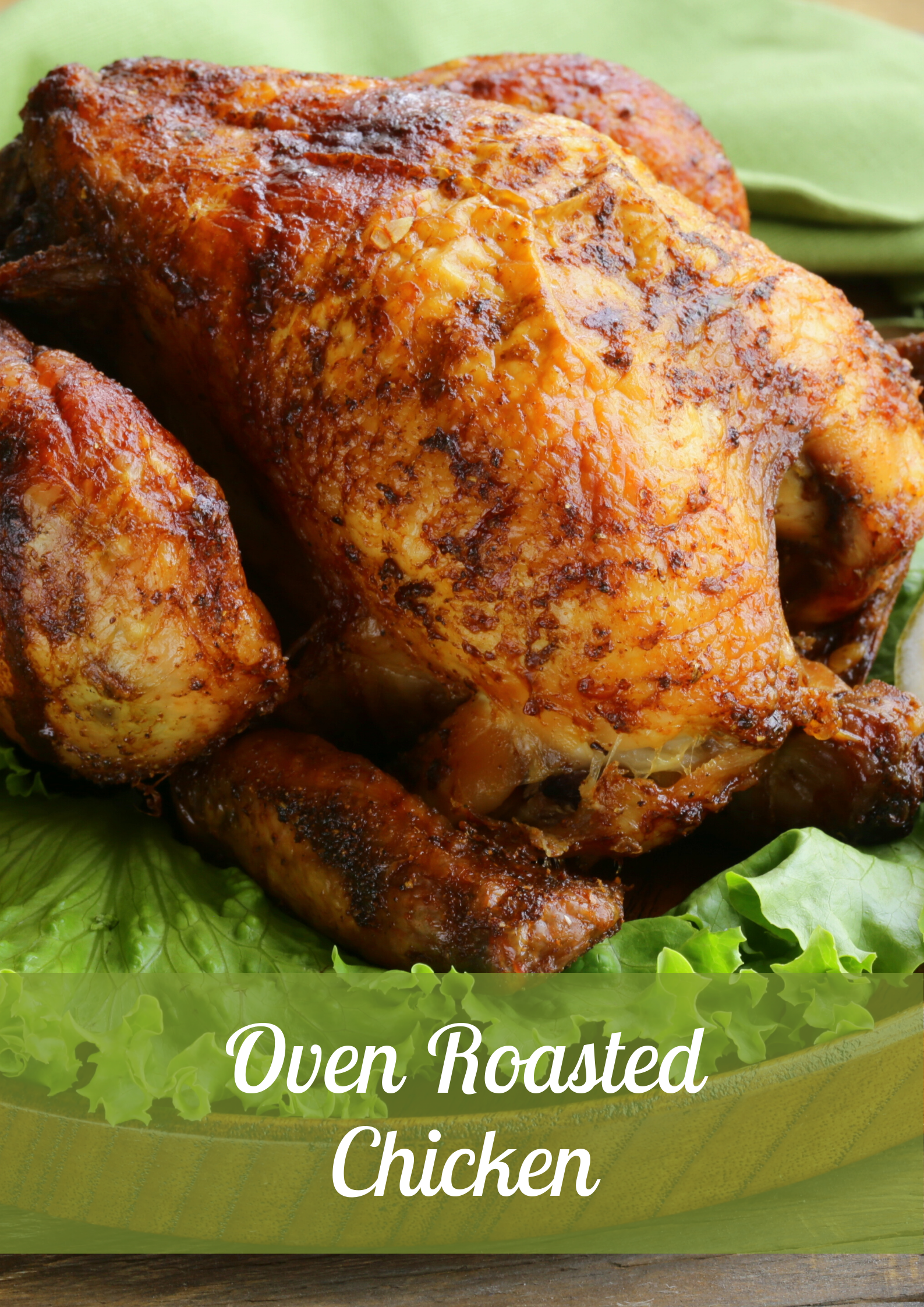 Oven Roasted Chicken Gallery Image