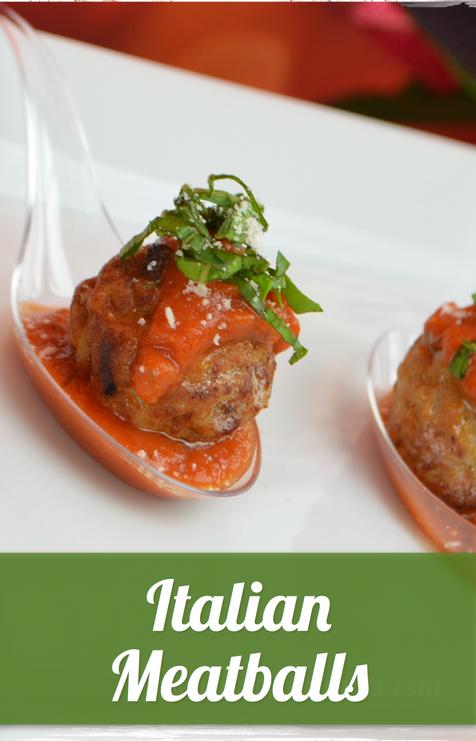 How to make Italian Meatballs