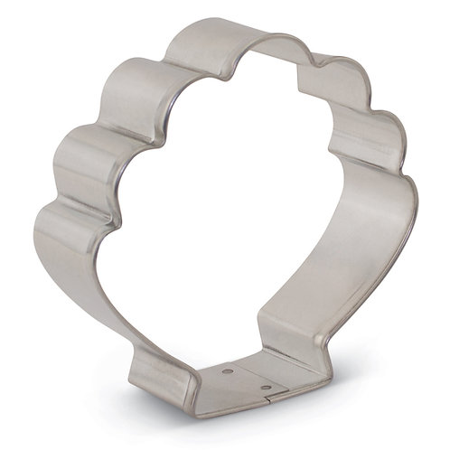 Clam Shell Seashell Cookie Cutter