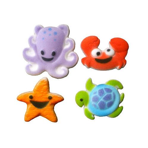 Sugar Sea Critters (8 pieces)