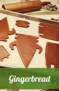Bake and Decorate a Gingerbread House
