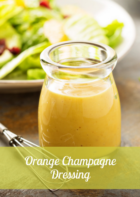 Orange Champagne Dressing Recipe