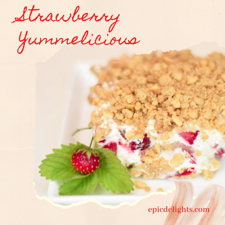 Strawberry Yummelicious