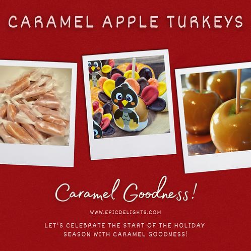Caramel Apple Turkey Image