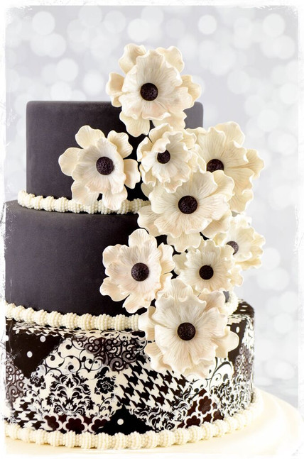 Sugar Sheets & Gumpaste Cake
