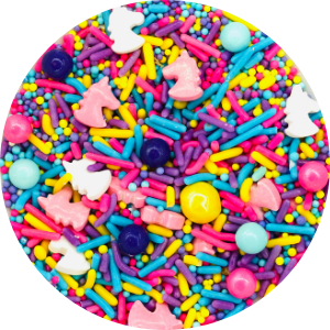 Unicorn Party Candy Sprinkles