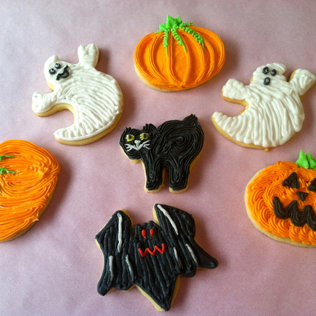 The Traditional Halloween Cookie