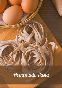 Homemade Pasta Recipe