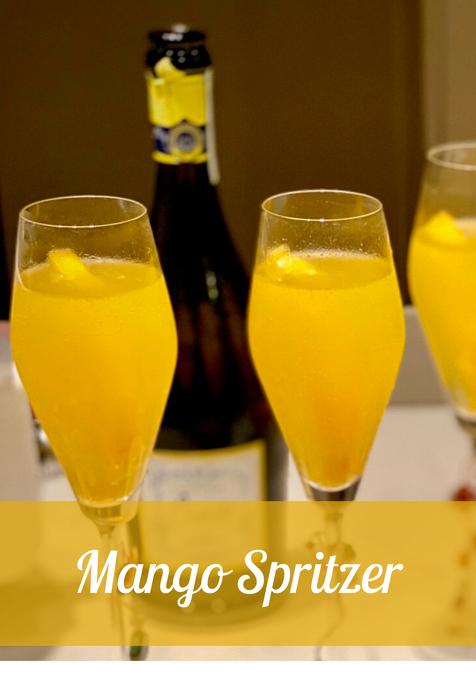 Mango Spritzer