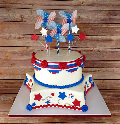4th of July Edible Designer Collection