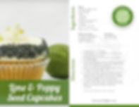 Bake up some Lime Poppy Seed Cupcakes.jp