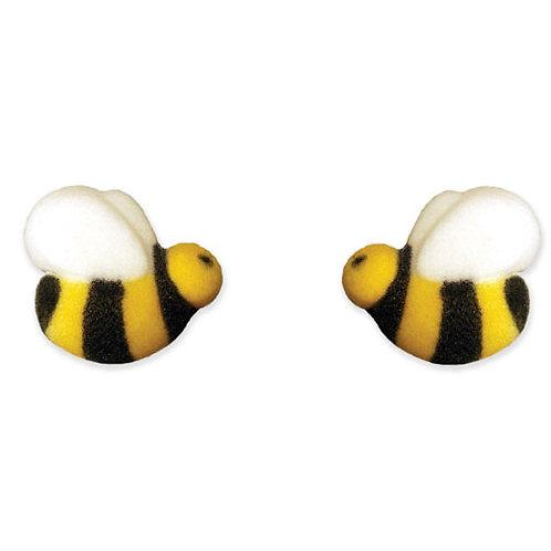 Sugar Bumble Bees (6 pieces)