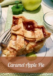 Caramel Apple Pie Recipe