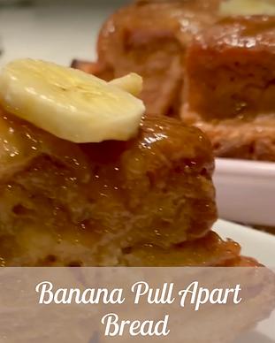 Banana Pull Apart Bread GalleryImage (1)