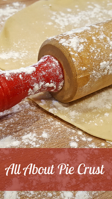 All About Pie Crust