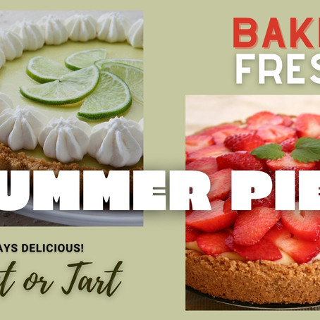 Simple and Sweet Summer Pies