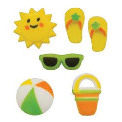 Sugar Summer Beach Party (6 Pieces)