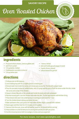 Oven Roasted Chicken Recipe Card.png