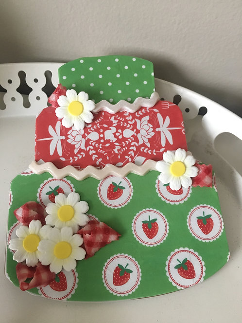 Strawberry Patch Edible Designer Collection