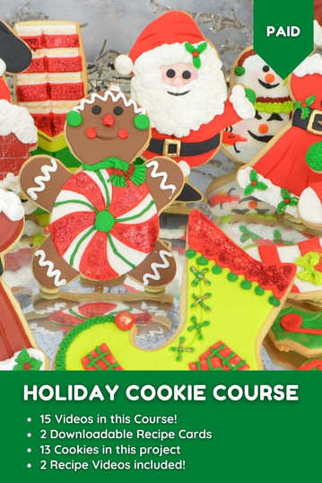 Holiday Cookie Course