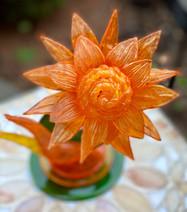 Isomalt Flower Piece