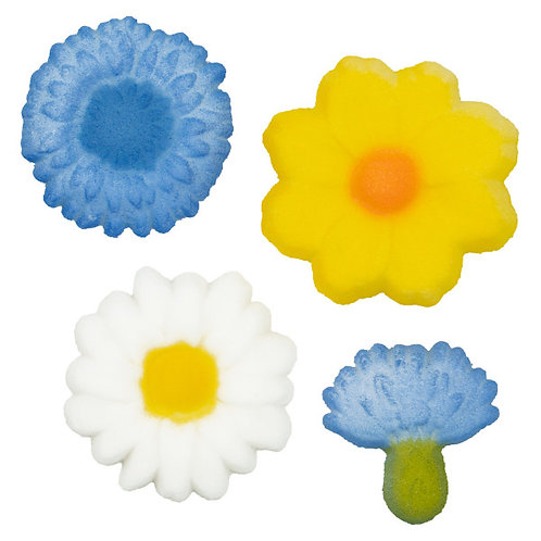 Sugar Spring Flowers (7 Pieces)