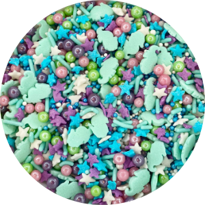 Under the Sea Sprinkle Mix