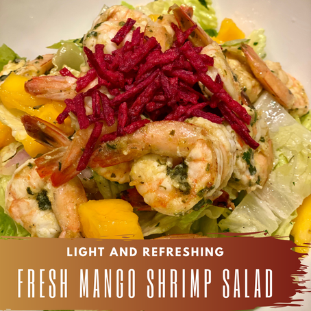 Cold Salad for a Hot Summer Day!