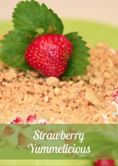 Strawberry Yummelicious Recipe