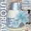 Thumbnail: Wafer Paper Winter Wonderland Cake Tutorial