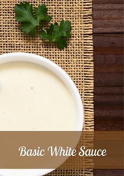 Basic White Sauce