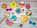 Cookies & Chocolate Lollipops