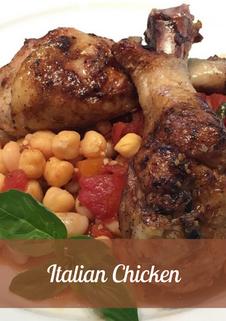 Italian Chicken Recipe