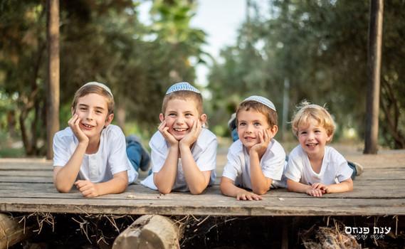 צילומי משפחות בטבע אחים