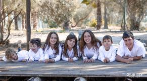 צילומי משפחות בטבע משפחות גדולות
